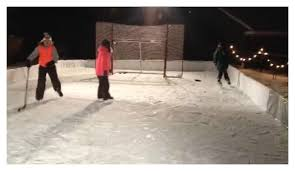 How To Build An Ice Rink In Your Backyard Ice Rinks I Have Loved And Tips For Making Your Very Own Snapshot