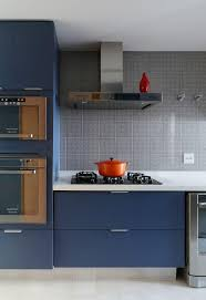 blue kitchen decorating ideas kitchen decoration color trends and ideas 2018 home decoo