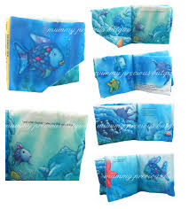 mummy precious boutique baby toddler toys rainbow fish gift
