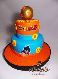 Dragon Ball Z Cake Decorations by Dragón Ball Pasteles Tematicos Pinterest Dragon Ball