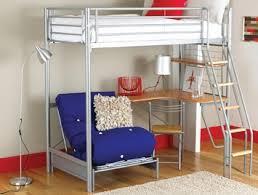 Mid Sleeper Bunk Bed Mid Sleeper With Futon Furniture Shop