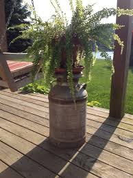 Old Milk Can Decorating Ideas 211 Best Milk Cans Images On Pinterest Old Milk Cans Milk Jugs