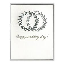 card for on wedding day happy wedding day card candlefish