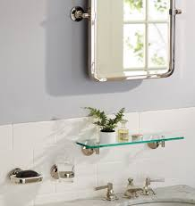 193 Best Baths Timeless U0026 by Canfield Glass Shelf Rejuvenation