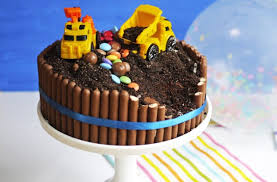 cake photos digger cake recipe goodtoknow