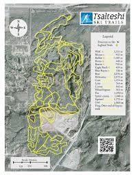 Colorado Ski Resort Map Maps U0026 Downloads U2013 Tsalteshi Trails Association