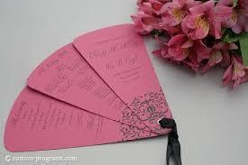 fan programs for weddings creative fan programs for destination weddings sonal j shah