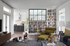 home design 4 panel book shelves walnut finish room divider