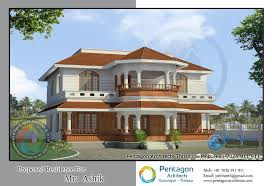 home design kerala traditional house design double floor 1730 square feet 3 bedroom double floor