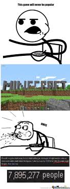 Meme Minecraft - minecraft meme by karollek98 meme center