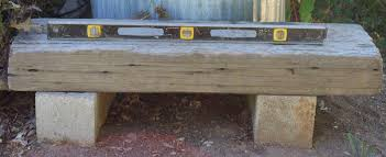 how to build a simple easy garden bench or seat