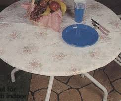 elastic vinyl table covers amazon com fitted vinyl tablecloths 60 inches round flannel soft