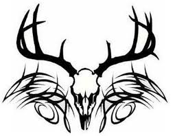 27 deer skull designs ideas