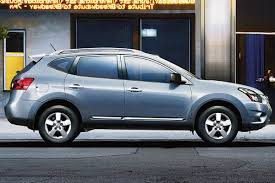 how are the nissan rogue and rogue select different