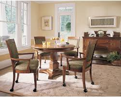 cindy crawford dining room furniture bridges 2 0 club chair newbridge thomasville furniture