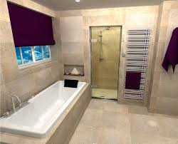bathroom design programs bathroom designs the purple curtain in a simple design for a