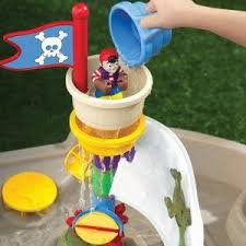 Little Tikes Lego Table Amazon Com Little Tikes Anchors Away Pirate Ship Water Play Table