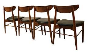 Modern Walnut Dining Chairs Mid Century Modern Walnut Dining Chairs
