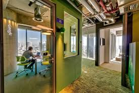 futuristic google tel aviv office by camenzind evolution
