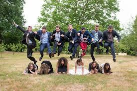 photo de groupe mariage le pochat photographe photographe pour particuliers et
