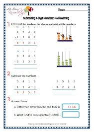 grade 2 maths worksheets part 4 lets share knowledge