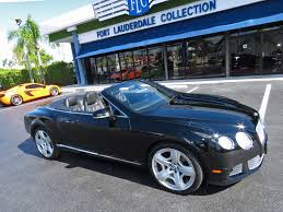 bentley continental convertible 2012 used bentley continental gt gtc mulliner convertible at fort