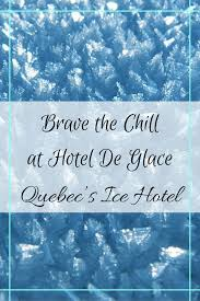 hotel de glace u2013 is quebec u0027s ice hotel cold enough for you
