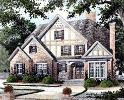 english manor home plan 56107ad architectural designs house