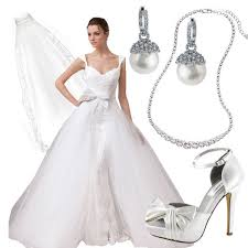 wedding dress accessories find the right gown and accessories for your venue bridalguide