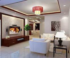 interior design of hall in indian style home combo