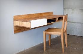 Wall Mounted Desk Wall Mounted Desk By Mashstudios