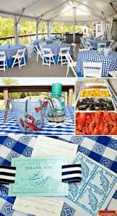 Cape Cod Clam Bake - cape cod clambake wedding by the perfect plan wedding