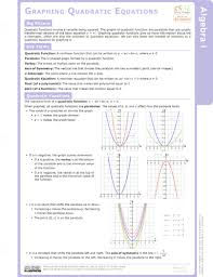 use graphs and technology to solve quadratic equations ck 12