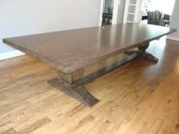Gomillion Furniture Services Inc - Handcrafted dining room tables