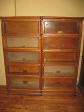 Lawyers Bookcase Barrister Bookcase Ebay