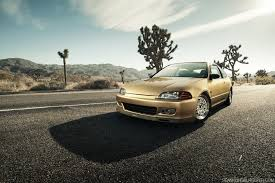 Backyard Special Eg Jorge Hernandez U0027s Gold Eg Hatch For Super Street Shot My L U2026 Flickr