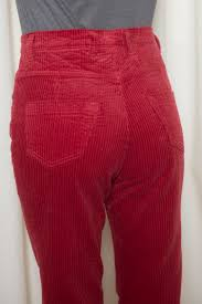 Daxon Pantalon Femme by Femme Velours Grosses Cotes