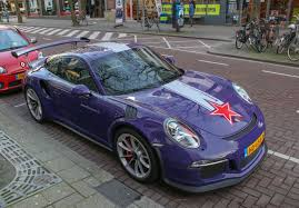 porsche blue gt3 ultraviolet blue porsche 911 gt3 rs is a mobile billboard for