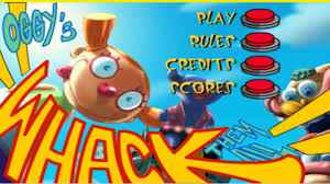 cartoon network games oggy cockroaches oggy u0027s whack