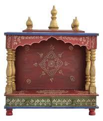 jodhpur handicrafts red wood hanging mandir buy jodhpur