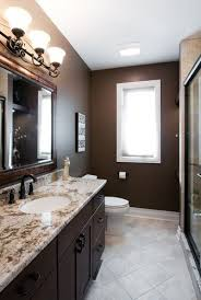 Bathroom Paint Designs Best 25 Brown Bathroom Ideas On Pinterest Brown Bathroom Paint