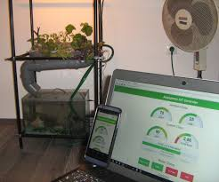 iot nft aquaponic system controler with webapp intel edison