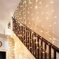 battery operated icicle christmas lights led light curtain icicle lights 300led 9 8ft9 8ft christmas curtain
