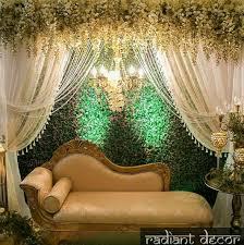 radiant decor wedding decorator reception decorator centerpieces