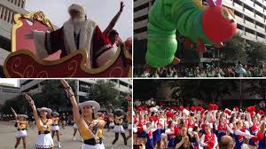 thanksgiving parade online live highlights from the 66th annual heb thanksgiving day parade