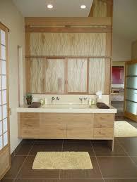 japanese bathroom design modern japanese style bathroom design with wooden accent decor