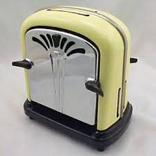 Old Fashioned Toasters Lemon Yellow U0026 Chrome Vintage Toaster Http Www Toastercentral