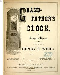 Grandfather Clock Song Composing In Black And Whitecode Switching In The Songs Of Sam