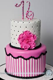 fabulous sweet 16 cakes pink birthday cakes sweet 16 cakes