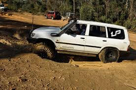 nissan patrol 1990 off road fitting bigger tyres to your 4wd club 4x4